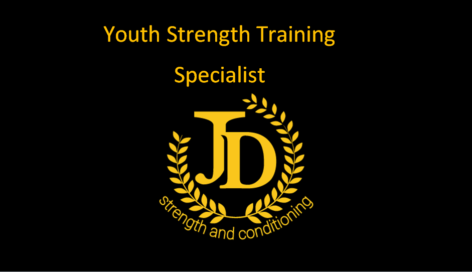 Strength Training is Important for Youths - JD Strength